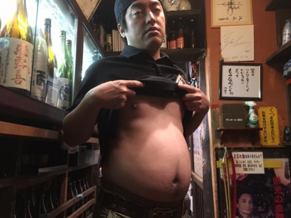 【緊急事態!】タキツバのお腹がヤバいからレッツ赤門エクササイズ!の画像