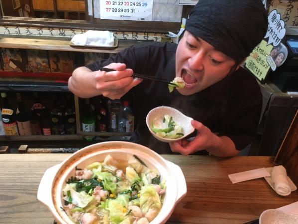 赤門屋のもつ鍋を120%美味しく食べるための3つのコツの画像