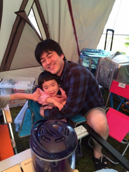 たきつば!キャンプ親父への道その⑦八女市【グリーンパル日向神峡】の画像