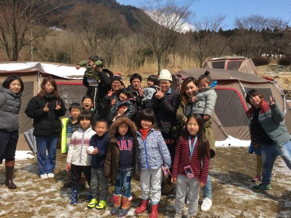 総勢21名のグループキャンプに行ってきました!の画像