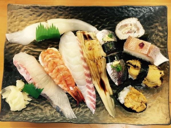 「世界一の寿司」と言われるお寿司が食べられる大分県佐伯市に遊びに来ています!の画像