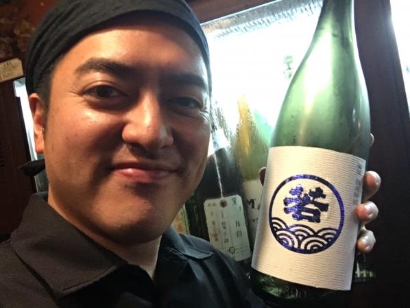 赤門屋の日本酒教室!なんと奈良県からの参加者も!ありがとうございます!の画像