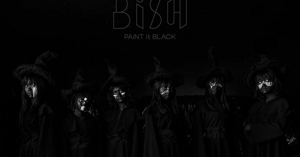 discography-BiSH-2018-single-PAiNT-it-BLACK