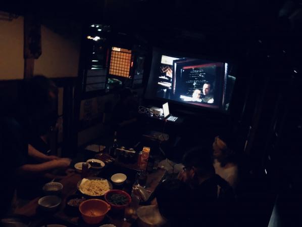 もつ鍋と映画が好きな人集まれ!第1回 赤門映画部の上映会を開催しました!の画像